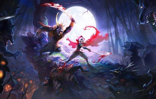 Akaneiro - Demon Hunters: Rotkäppchen auf Japanisch