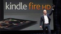 Amazon Kindle Fire HD: Werbung und fehlendes Netzteil