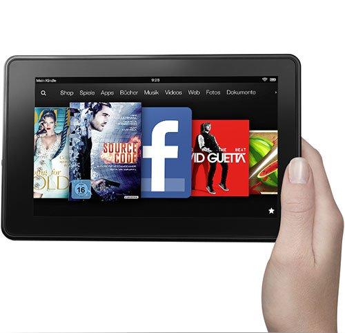 Amazon Kindle Fire 7 HD überzeugt bisher nicht