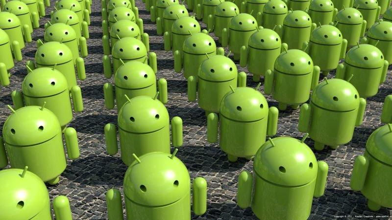 Android: Täglich 1,3 Millionen aktivierte Geräte
