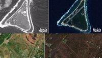iOS 6-Karten: Apple zensiert weniger als die Konkurrenz