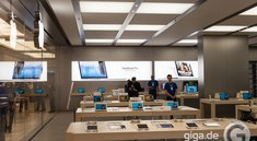 Big, bigger, Apple Store
