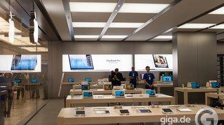 Apple Store-Lieferverzögerungen in ein bis zwei Wochen behoben