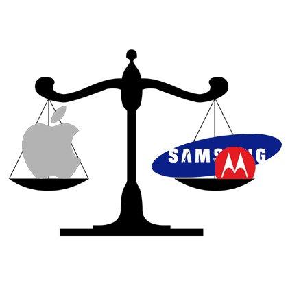 LG Mannheimer:Samsung und Motorola verletzen nicht Apples Touch-Patent