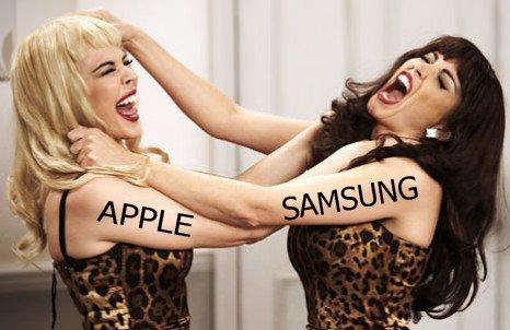 Samsung: Unser Multitouch ist schlechter, Apple: Nein, ist es nicht