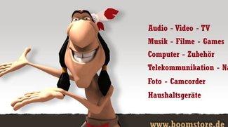 Onlineshop für Elektronik