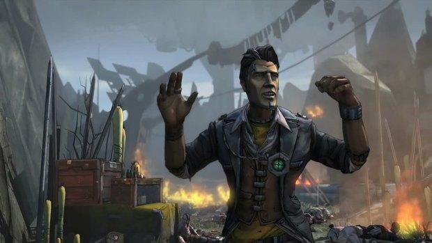 Gearbox: Enthüllung des neuen Spiels noch in diesem Jahr?