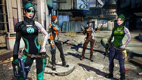 Borderlands 2: Patch verrät neuen DLC