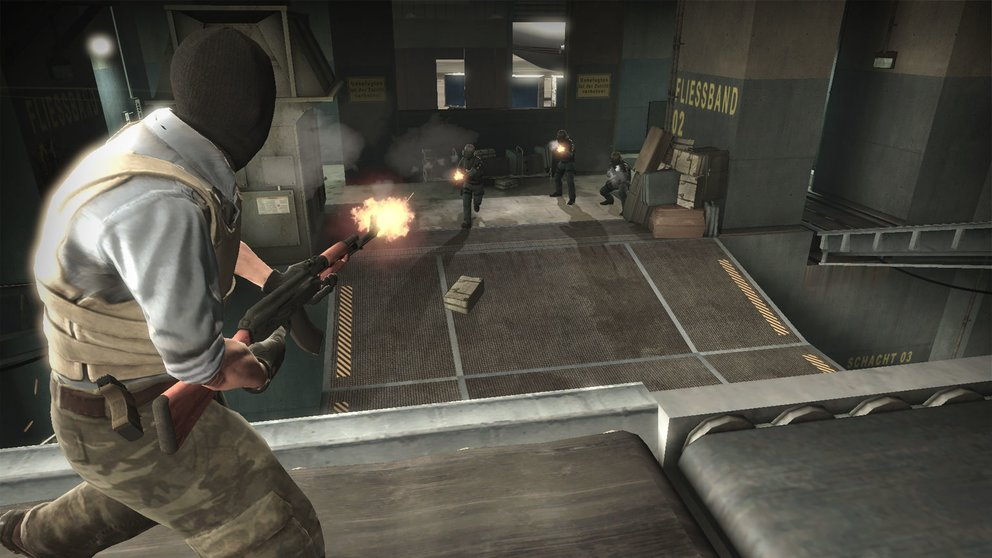 Counter-Strike - Global Offensive: Am Wochenende kostenlos