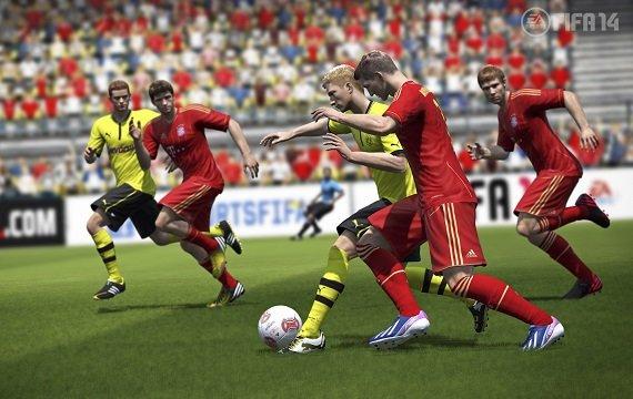 Electronic Arts: FIFA 14, UFC & BF4 werden heute Abend gezeigt
