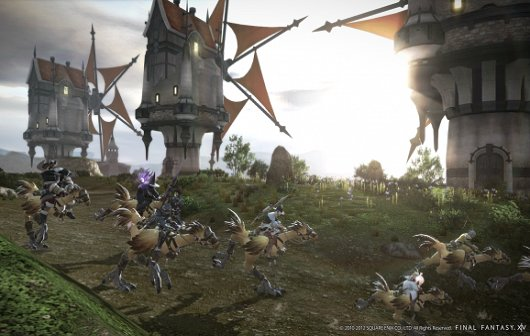 Final Fantasy 14: A Realm Reborn im Gameplay-Trailer