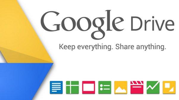 Google Drive jetzt mit sehr guter Schreibfunktion