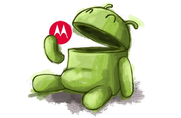 Google stoppt die Motorola-Lapdocks