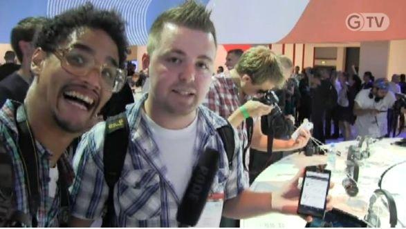 IFA 2012: Ein paar weitere Eindrücke von der Tech-Messe