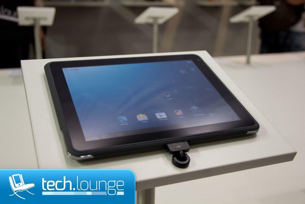 IFA 2012: Blaupunkt wirft mit Tablets um sich