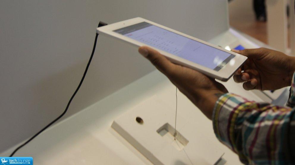 IFA 2012: Haier kopiert besser als Samsung - Das HaiPad