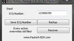 ICQ History Backup Download