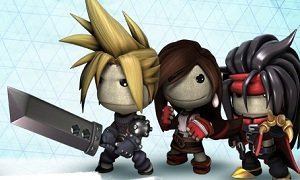 Final Fantasy 7: FF7 Remake in LittleBigPlanet 2