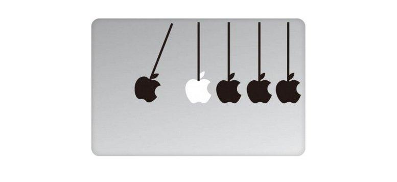 Aufkleber von MacBookArt mit Gutschein versandkostenfrei für 5,99 Euro