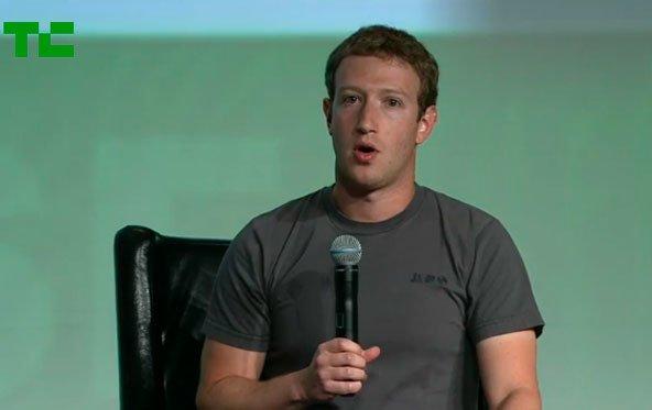 Mark Zuckerberg: Unser größter Fehler war zu sehr auf HTML5 zu setzen