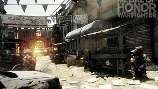 Medal of Honor - Warfighter: Das The Hunt Map Pack im Video