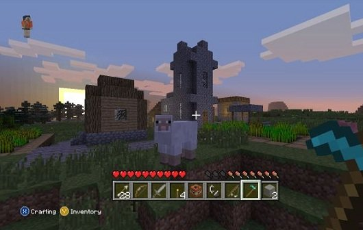 Minecraft - Xbox 360 Edition: Kommt als Disc-Version in die USA