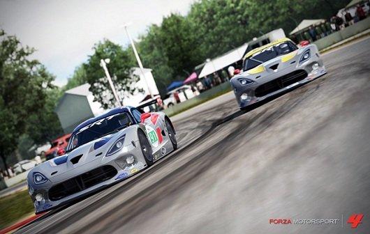 Forza Motorsport 4: Neue Autos auch im September