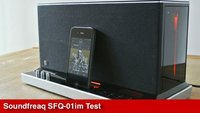 Soundfreaq SFQ-01: iPhone-Audiodock im Test