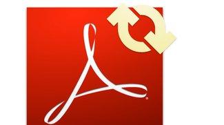 Adobe Reader: Update - den kostenlosen PDF-Reader aktualisieren