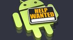 In eigener Sache: (Studentische) Aushilfe für die Android-Redaktion