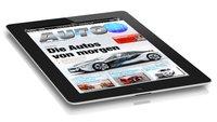 Auto World: Kostenloses Auto-Magazin für iPad und iPhone