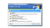 CDBurnerXP: Deutsch als Systemsprache einstellen