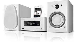 Denon CEOL Piccolo: Musikanlage mit AirPlay, Spotify und Wi-Fi-Radio