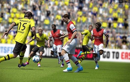 FIFA 13: 2012 das erfolgreichste Spiel in Deutschland