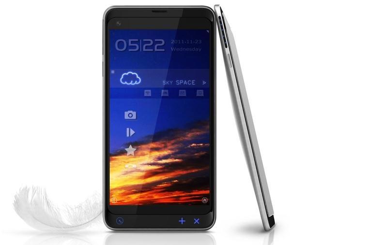 FlyIdea Fly Phone: Das Smartphone der Zukunft?