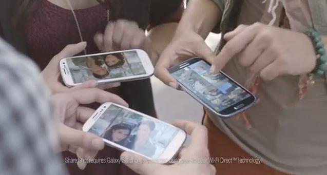 Samsung zieht über Apple her - mal wieder