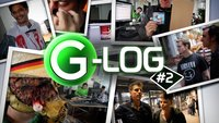 G-Log #2 - Zombies beim Dreh, Jonas als Make-Up Artist und Resident Evil