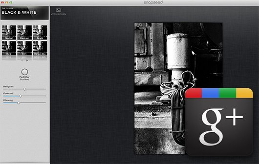Google übernimmt Nik Software: Snapseed und Google+ als Dreamteam?