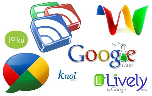 Flop 10: Google-Projekte, die eingestellt wurden - von Buzz bis Knol