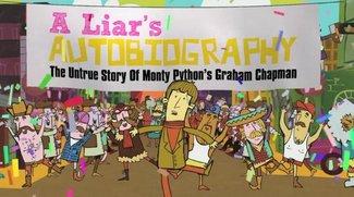 Graham Chapman: A Liar's Autobiography - Trailer vom neuen Python-Film