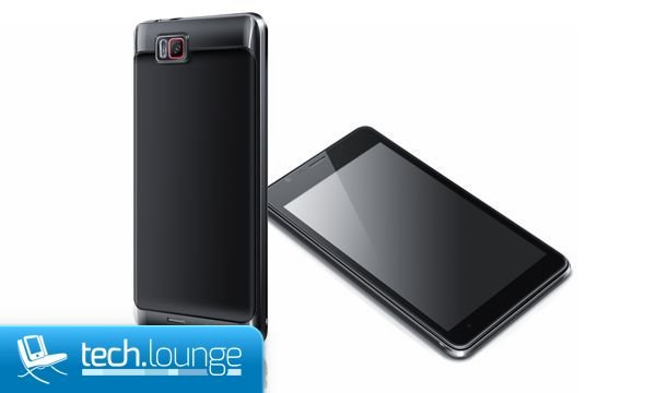 IFA 2012: Haier Phone PAD551