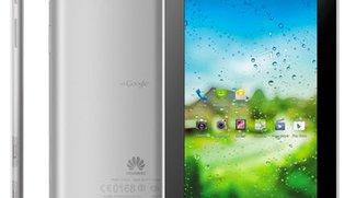 Huawei MediaPad 7 Lite - Hands-On - IFA 2012