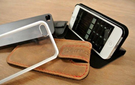 iPhone 5-Hüllen, -Taschen und -Cases im Kurzcheck