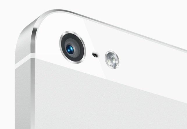 iPhone-5-Kamera: Niedrigere Auflösung bei wenig Licht