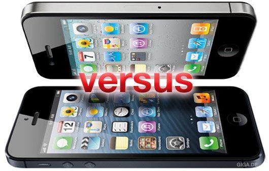 iPhone 4, iPhone 4S und iPhone 5 im Vergleich (mit Kaufempfehlungen)