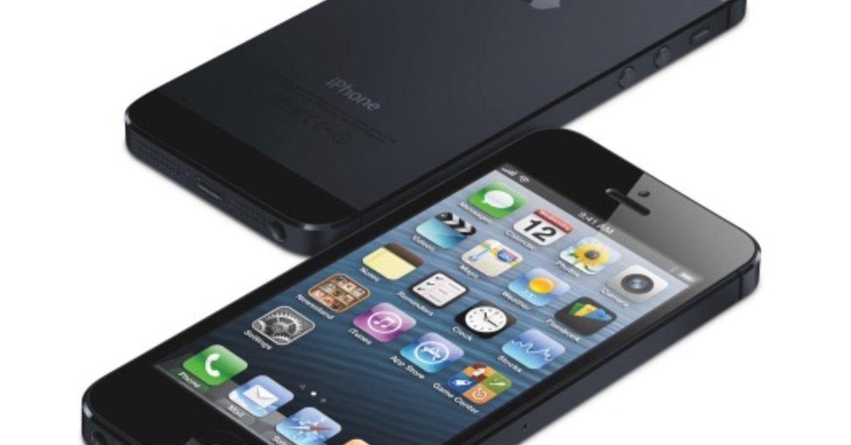 Iphone 5 und vertrag