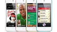 iPod touch 5. Generation: Benutzerhandbuch im iBookstore - erste Benchmarks
