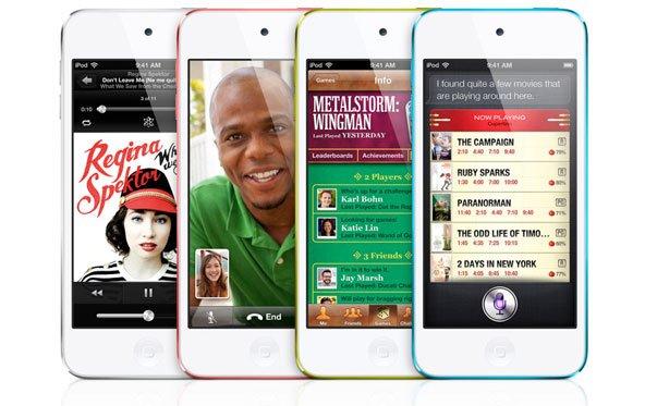 iPod touch und iPod nano: Auslieferung und Verkauf haben begonnen