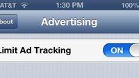 iOS 6: Nicht-permanente Kennung statt UDID - Datensammlung lässt sich deaktivieren
