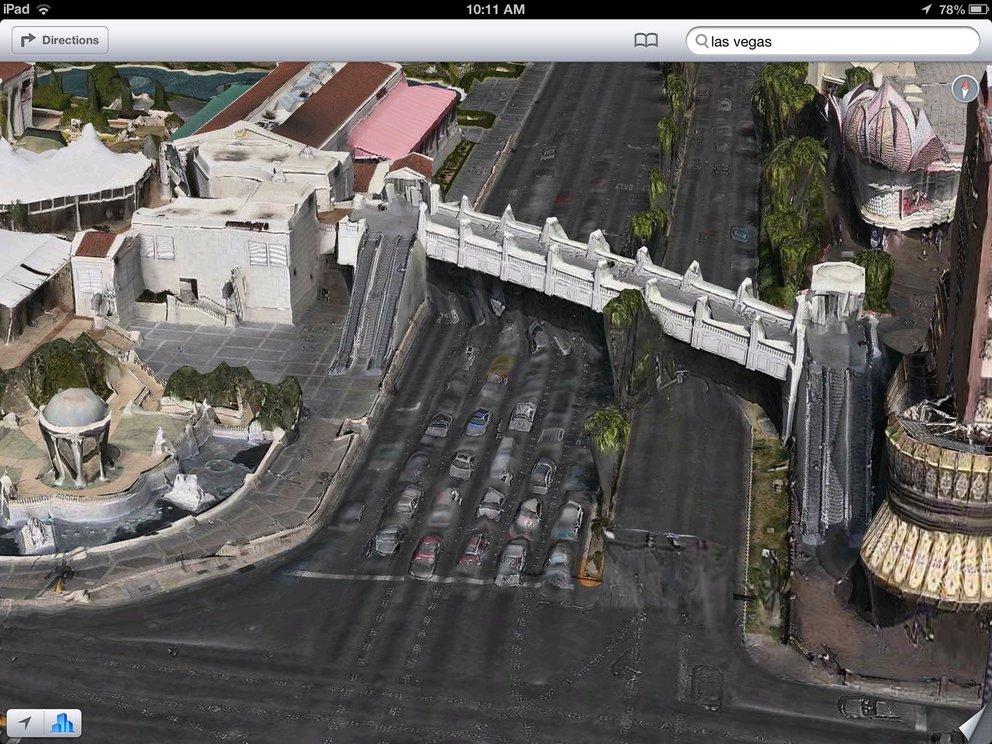 Apple-Karten: Store-Mitarbeiter sollen helfen - Jobs wollte Google-Maps-Alternative